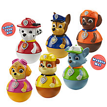 Buy Paw Patrol Weebles, Assorted Online at johnlewis.com