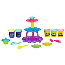 Buy Play-doh Cupcake Tower Set Online at johnlewis.com