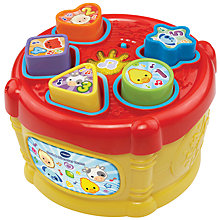 Buy VTech Baby Sort And Discover Drum Online at johnlewis.com