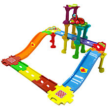 Buy VTech Toot-Toot Drivers Ultimate Track Set Online at johnlewis.com