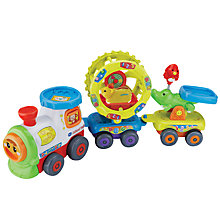 Buy VTech Toot-Toot Animals Train Online at johnlewis.com