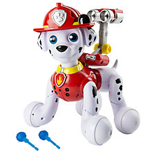 Buy Zoomer Paw Patrol Marshall Online at johnlewis.com