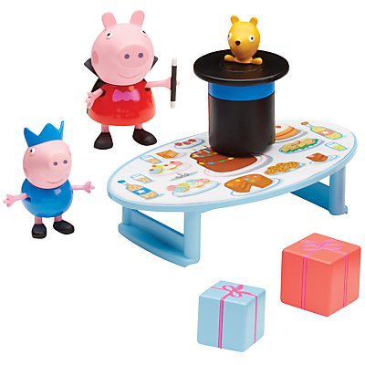 Product photo of Peppa pig magic party