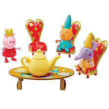 Buy Peppa Pig Princess Tea Party Online at johnlewis.com