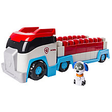 Buy Paw Patrol Ionix Blocks Paw Patroller Online at johnlewis.com