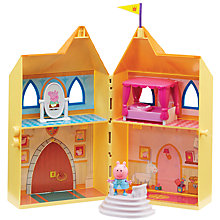 Buy Peppa Pig Enchanting Tower Online at johnlewis.com