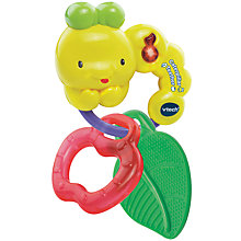 Buy VTech Baby Caterpillar Teether Online at johnlewis.com
