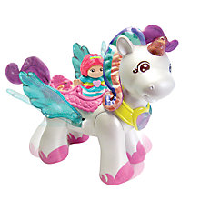 Buy VTech Toot-Toot Friends Kingdom Magical Unicorn Online at johnlewis.com