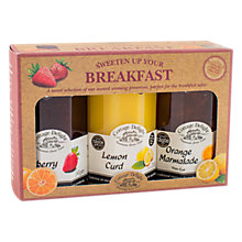 Buy Cottage Delight Breakfast Preserve Selection, 1kg Online at johnlewis.com