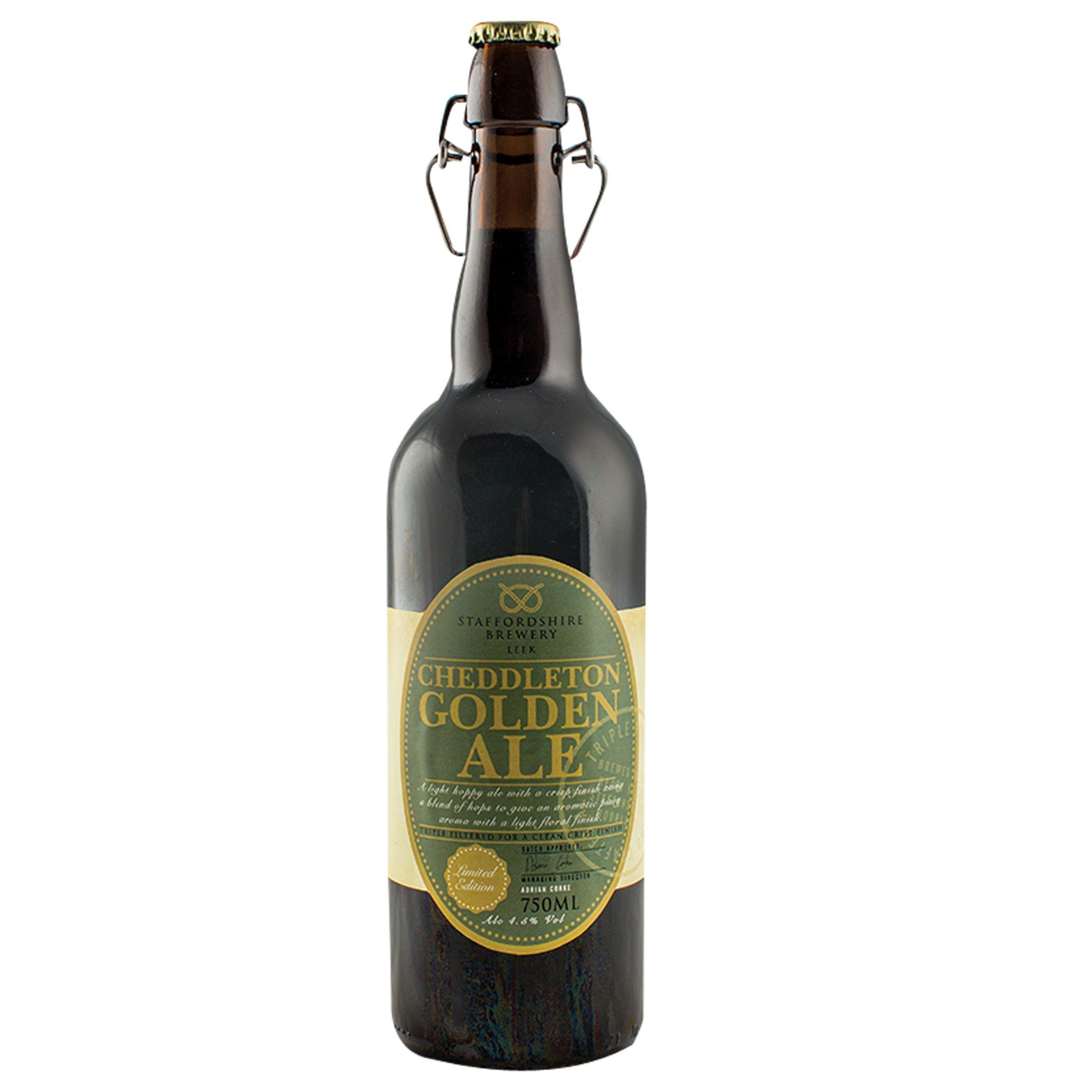 Cottage Delight Cottage Delight Cheddleton Ale, 75cl