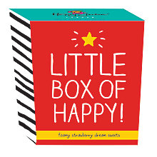 Buy Happy Jackson 'Little Box Of Happy' Sweets, 100g Online at johnlewis.com