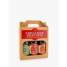 Buy Cottage Delight Chilli Beer Selection, 500ml Online at johnlewis.com