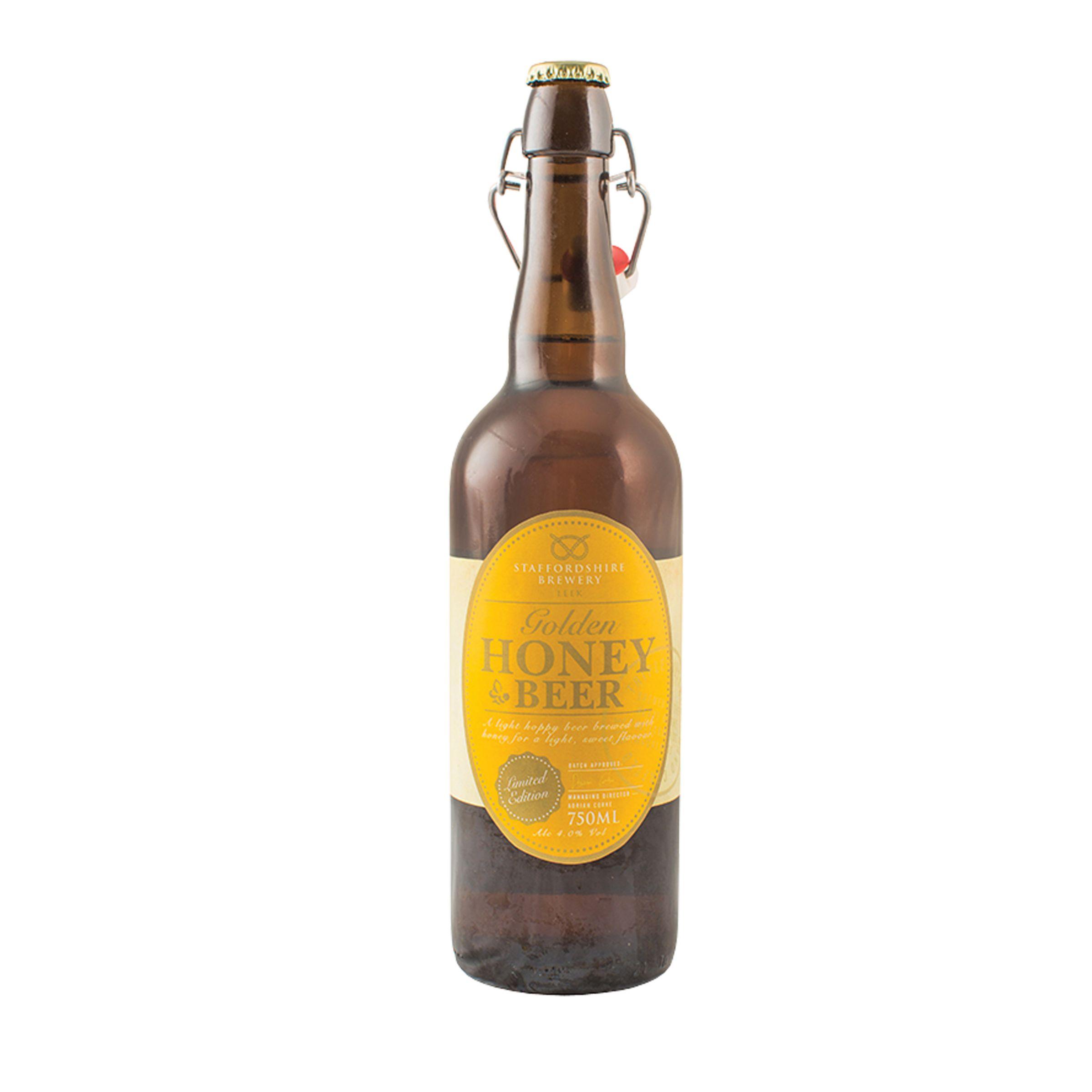 Cottage Delight Cottage Delight Honey Beer, 75cl