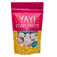 Buy Happy Jackson 'Foam Party' Sweets, 160g Online at johnlewis.com