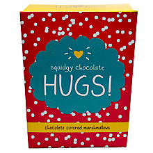 Buy Happy Jackson 'Squidgy Chocolate Hugs', 100g Online at johnlewis.com