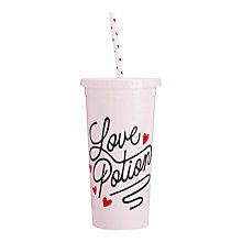 Buy Ban.do Love Potion Sip Cup Online at johnlewis.com
