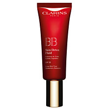 Buy Clarins BB Skin Detox Fluid, SPF 25 Online at johnlewis.com