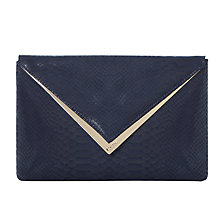 Buy Dune Behan Clutch Bag Online at johnlewis.com