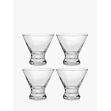 Buy John Lewis Cocktail Mojito Glasses, Set of 4 Online at johnlewis.com