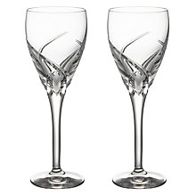Buy John Lewis Grosseto Sherry Glasses, Set of 2, Clear Online at johnlewis.com