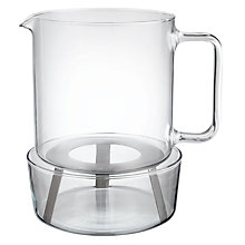 Buy John Lewis Chamonix Jug and Warmer Online at johnlewis.com