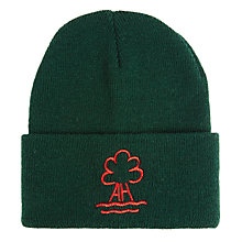 Buy Ashbrooke School Beanie Hat, One Size, Green Bottle Online at johnlewis.com