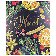 Buy John Lewis Noel Christmas Ingredients Card Online at johnlewis.com