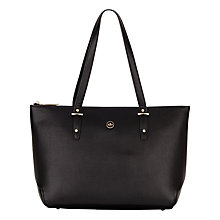 Buy Nica Charlotte Large Shoulder Bag, Black Online at johnlewis.com