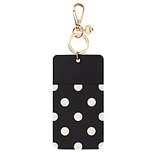 Buy kate spade new york Card Holder, Black and White Online at johnlewis.com