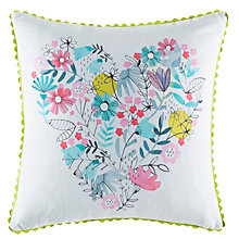 Buy Kas Wonderland Cushion Online at johnlewis.com