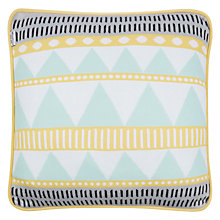 Buy MissPrint Navajo Cushion Online at johnlewis.com