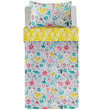Buy Kas Wonderland Duvet Set, Single Online at johnlewis.com
