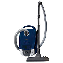 Buy Miele Compact C2 Powerline Cylinder Vacuum Cleaner, Marine Blue Online at johnlewis.com
