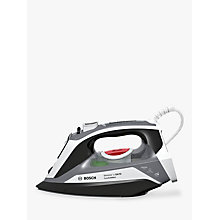 Buy Bosch Sensixx'x DA70 Easycomfort Steam Iron, Grey Online at johnlewis.com