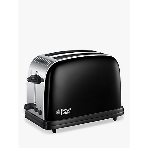 Buy Russell Hobbs Colours Plus 2 Slice Toaster Black