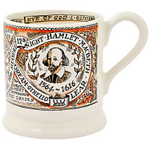 Buy Emma Bridgewater Year In The Country Shakespeare Half Pint Mug Online at johnlewis.com