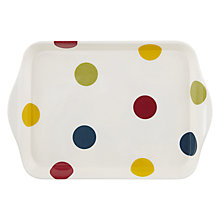 Buy John Lewis Bright Spot Scatter Tray Online at johnlewis.com