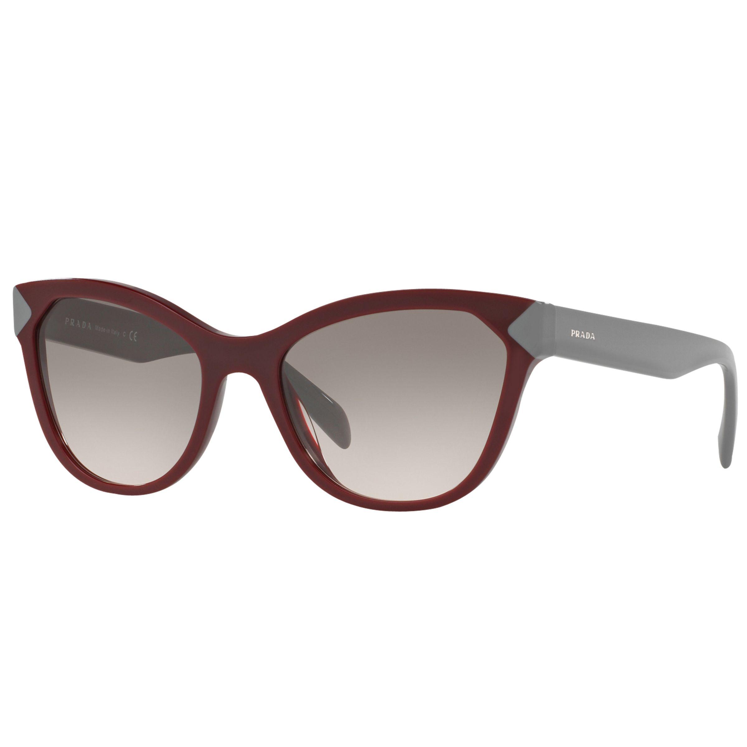 Prada Linea Rossa Prada Linea Rossa PR21SS Cat's Eye Sunglasses, Pink