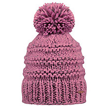 Buy Barts Jasmin Beanie, One Size, Azalea Online at johnlewis.com