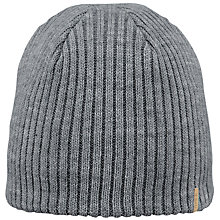 Buy Barts Wilbert Beanie, One Size, Dark Grey Heather Online at johnlewis.com