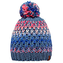 Buy Barts Nicole Beanie, One Size, Old Blue/Multi Online at johnlewis.com