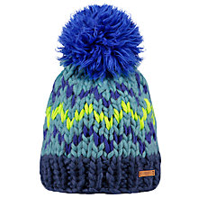 Buy Barts Nara Beanie, One Size, Blue Online at johnlewis.com