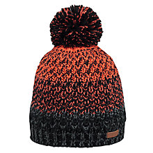 Buy Barts Lester Beanie, One Size, Orange Online at johnlewis.com