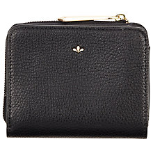Buy Nica Gina Dropdown Purse, Black Online at johnlewis.com
