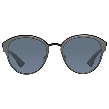 Buy Christian Dior Diorsun Round Sunglasses Online at johnlewis.com