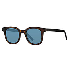 Buy Christian Dior Blacktie219S Square Sunglasses Online at johnlewis.com