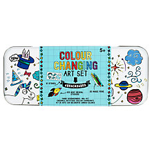 Buy NPW Magic Colour Changing Art Set Online at johnlewis.com