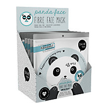 Buy NPW Oh K! Beauty Fibre Face Mask Soko Panda Online at johnlewis.com