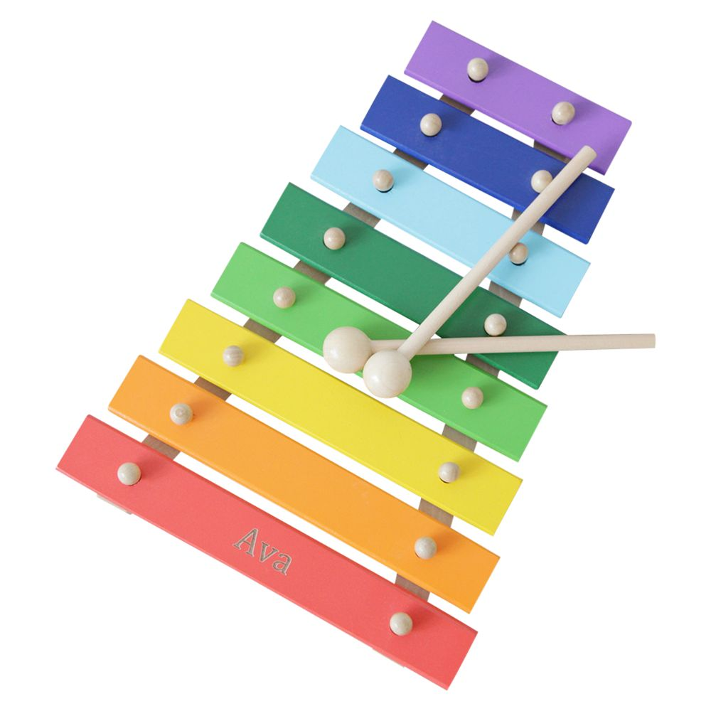 My 1st Years My 1st Years Personalised Eight Tone Xylophone