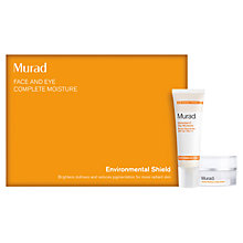 Buy Murad Environmental Face & Eye Set Online at johnlewis.com